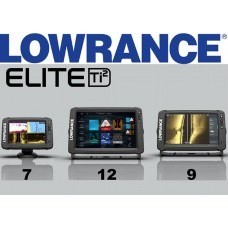 Lowrance Elite Ti2 9 Active-Imaging 3-in-1