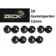 Zeck Gummistopper 12 x 2 mm (10 Stk Packung)