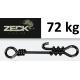 Zeck Twistlock Snap 72kg