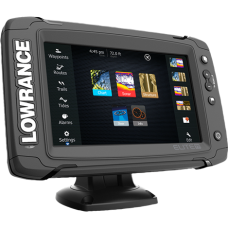 Lowrance Elite 5 Ti - DS Down Scan
